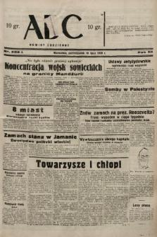 ABC : nowiny codzienne. 1938, nr209 A |PDF|
