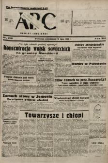 ABC : nowiny codzienne. 1938, nr210 A [ocenzurowany] |PDF|