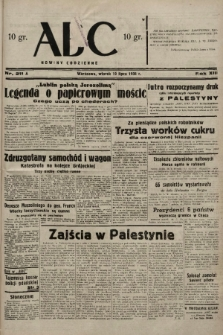 ABC : nowiny codzienne. 1938, nr211 A  PDF 