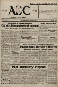 ABC : nowiny codzienne. 1938, nr214 A |PDF|