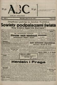 ABC : nowiny codzienne. 1938, nr215 A |PDF|