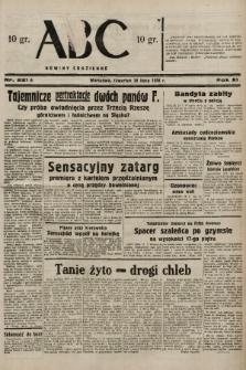 ABC : nowiny codzienne. 1938, nr221 A  PDF 