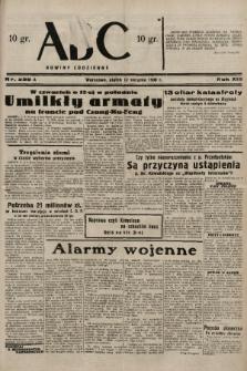 ABC : nowiny codzienne. 1938, nr238 A |PDF|