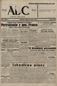 ABC : nowiny codzienne. 1938, nr239 A |PDF|