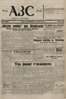 ABC : nowiny codzienne. 1938, nr248 A |PDF|