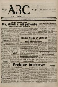 ABC : nowiny codzienne. 1938, nr252 A |PDF|