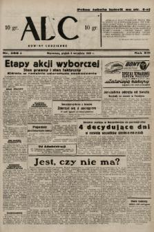 ABC : nowiny codzienne. 1938, nr266 A |PDF|