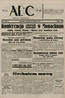 ABC : nowiny codzienne. 1938, nr291 A |PDF|