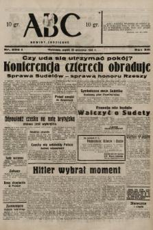 ABC : nowiny codzienne. 1938, nr292 A |PDF|