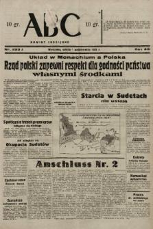 ABC : nowiny codzienne. 1938, nr293 A |PDF|