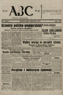ABC : nowiny codzienne. 1938, nr298 A |PDF|