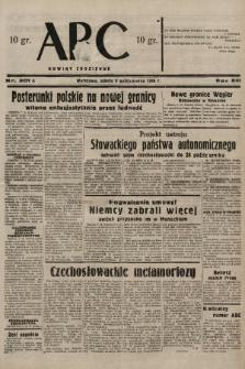ABC : nowiny codzienne. 1938, nr301 A |PDF|