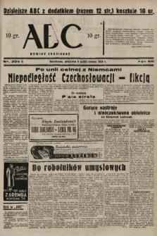 ABC : nowiny codzienne. 1938, nr302 A  PDF 