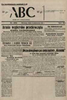ABC : nowiny codzienne. 1938, nr306 A [ocenzurowany] |PDF|