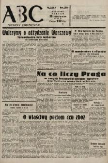 ABC : nowiny codzienne. 1938, nr323 A |PDF|