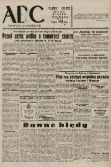 ABC : nowiny codzienne. 1938, nr330 A  PDF 