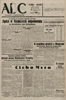 ABC : nowiny codzienne. 1938, nr335 A |PDF|
