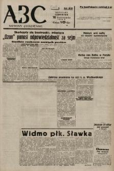 ABC : nowiny codzienne. 1938, nr337 A [ocenzurowany] |PDF|