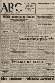 ABC : nowiny codzienne. 1938, nr345 A [ocenzurowany] |PDF|