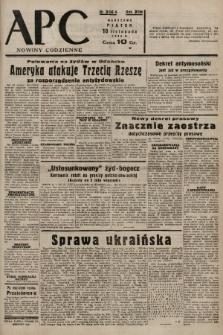 ABC : nowiny codzienne. 1938, nr346 A |PDF|