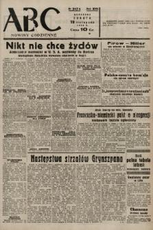 ABC : nowiny codzienne. 1938, nr347 A |PDF|