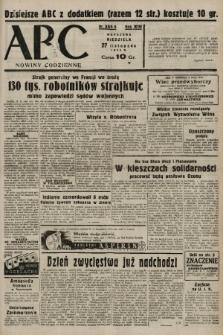 ABC : nowiny codzienne. 1938, nr355 A |PDF|
