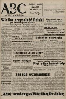 ABC : nowiny codzienne. 1938, nr356 A  PDF 