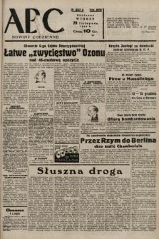 ABC : nowiny codzienne. 1938, nr357 A |PDF|