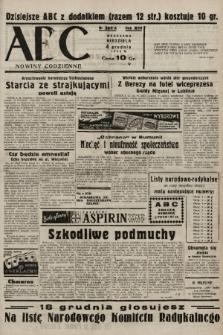 ABC : nowiny codzienne. 1938, nr362 A |PDF|