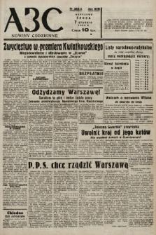 ABC : nowiny codzienne. 1938, nr365 A |PDF|