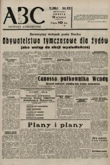 ABC : nowiny codzienne. 1938, nr369 A  PDF 