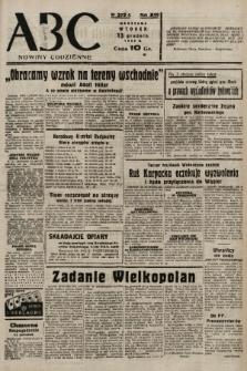ABC : nowiny codzienne. 1938, nr372 A  PDF 