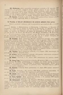 [Kadencja VIII, sesja III, al. 53] Alegata do Sprawozdań Stenograficznych z Trzeciej Sesyi Ósmego Peryodu Sejmu Krajowego Królestwa Galicyi i Lodomeryi wraz z Wielkiem Księstwem Krakowskiem z roku 1907. Alegat 53