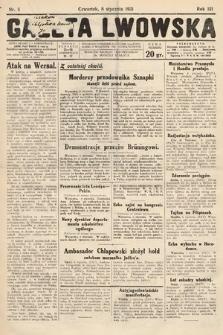 Gazeta Lwowska. 1931, nr5