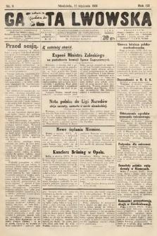 Gazeta Lwowska. 1931, nr8