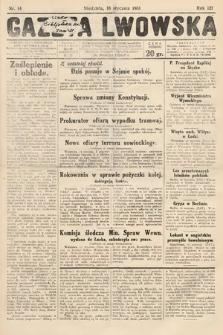 Gazeta Lwowska. 1931, nr14