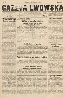 Gazeta Lwowska. 1931, nr15