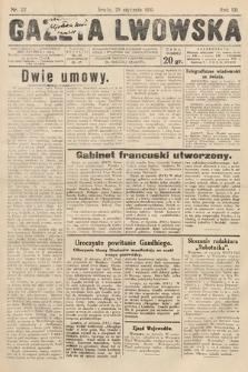 Gazeta Lwowska. 1931, nr22