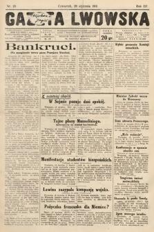 Gazeta Lwowska. 1931, nr23