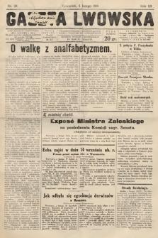 Gazeta Lwowska. 1931, nr28