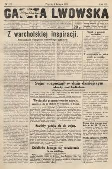 Gazeta Lwowska. 1931, nr29