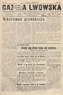 Gazeta Lwowska. 1931, nr30