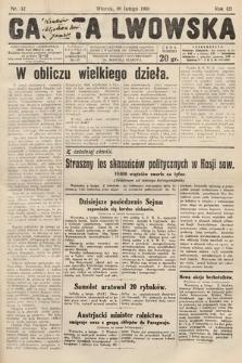 Gazeta Lwowska. 1931, nr32