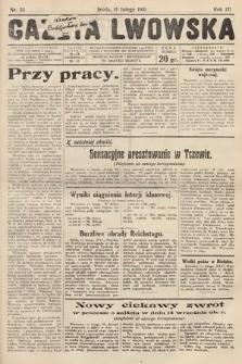 Gazeta Lwowska. 1931, nr33