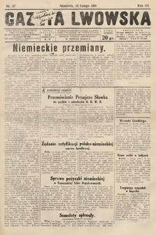 Gazeta Lwowska. 1931, nr37