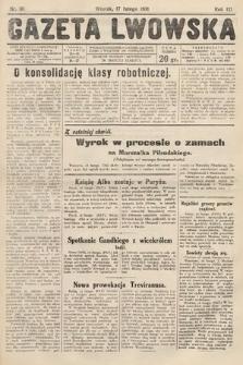 Gazeta Lwowska. 1931, nr38