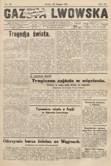 Gazeta Lwowska. 1931, nr39