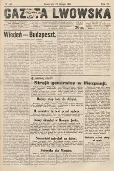 Gazeta Lwowska. 1931, nr40