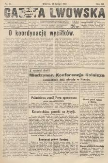 Gazeta Lwowska. 1931, nr44