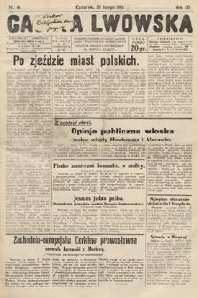 Gazeta Lwowska. 1931, nr46